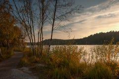 De herfst in Gothenburg Royalty-vrije Stock Afbeeldingen