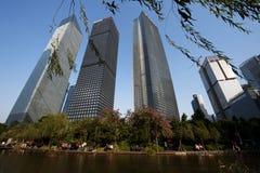 De herfst in Guangzhou Stock Afbeeldingen