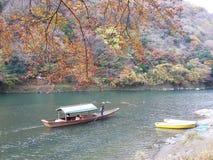 De herfst in Kyoto Stock Fotografie