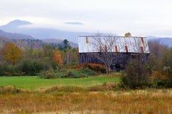 De herfst in Maine Royalty-vrije Stock Foto