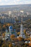 De herfst Saratov Royalty-vrije Stock Fotografie