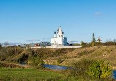 De herfst in Suzdal Royalty-vrije Stock Afbeeldingen