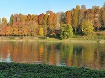 De herfst in Turijn Royalty-vrije Stock Afbeelding