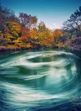 De herfst valtz V Stock Foto