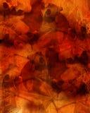 De herfstachtergrond van Grunge Royalty-vrije Stock Afbeeldingen