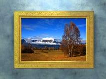 De herfstbeeld stock illustratie