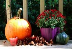 De herfstdag Royalty-vrije Stock Fotografie