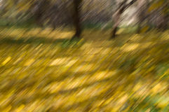 De herfststemming Stock Afbeelding