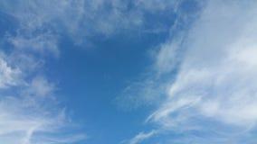 De herfstwolken Stock Afbeelding
