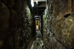 De Herodian-weg Stock Fotografie