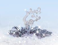 De Herten van Kerstmis Royalty-vrije Stock Afbeelding