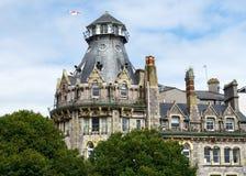 De Hertog van Cornwall Hotel, Plymouth, Devon, het Verenigd Koninkrijk, 20 Augustus, 2018 stock afbeelding
