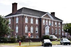 De het arsenaalbouw van Delaware in Dover stock afbeelding