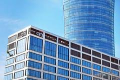 De het bureaubouw van de Citibank Royalty-vrije Stock Afbeeldingen
