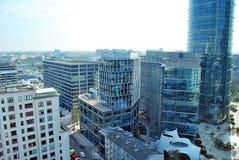 De het bureaubouw van de Citibank Royalty-vrije Stock Foto's