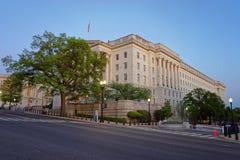 De het Bureaubouw van het Longworthhuis in Washington DC royalty-vrije stock fotografie
