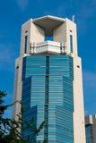 De het bureaubouw van Osaka Stock Fotografie
