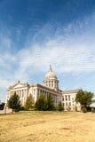 De het Capitoolbouw van de Staat van Oklahoma Royalty-vrije Stock Fotografie