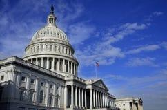 De het Capitoolbouw van Verenigde Staten in Washington DCopenbaar gebouw stock fotografie
