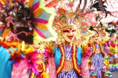 De het glimlachen maskers Stock Foto's
