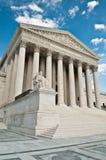 De het Hooggerechtshofbouw van de V.S. royalty-vrije stock afbeeldingen