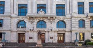 De het Hooggerechtshofbouw van Louisiane Stock Afbeelding