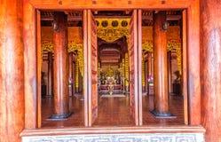De het kloosterpoort van de schoonheidsarchitectuur royalty-vrije stock foto's