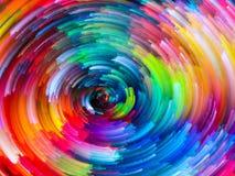De het Leven Kleur vector illustratie