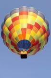 De hete ballon gaat Stock Fotografie