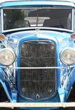 De hete Klassieke Auto van de Staaf Stock Foto's