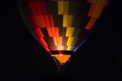 De hete lucht van de ballon Stock Afbeelding