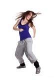 De heup-hop danser Royalty-vrije Stock Afbeeldingen