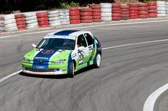 De heuvel beklimt Kampioenschap van Midden-Europa 2009 Royalty-vrije Stock Fotografie