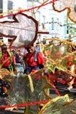 De Heuvel Carnaval van Notting Royalty-vrije Stock Fotografie
