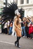 De Heuvel Carnaval van Notting Stock Afbeeldingen
