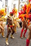 De Heuvel Carnaval van Notting Royalty-vrije Stock Afbeelding