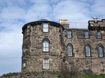 De Heuvel van Calton, Edinburgh Stock Foto