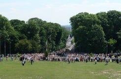 De Heuvel van de Abdij van Czestochowa stock fotografie