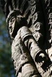 De heuvel van de heks in Litouwen stock afbeeldingen