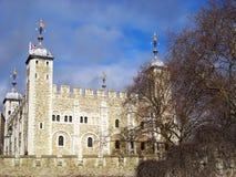 De Heuvel van de toren en de juwelen van Koningin. Royalty-vrije Stock Afbeelding
