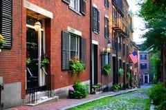 De Heuvel van het baken, Boston stock fotografie