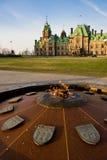 De Heuvel van het Parlement Stock Afbeelding