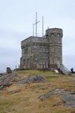 De heuvel van het signaal - Newfoundland, Canada Stock Fotografie