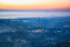 De Heuvel van Mandalay royalty-vrije stock fotografie