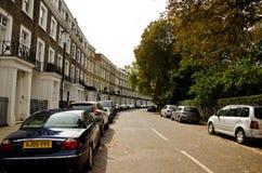 De heuvel van Notting Stock Afbeeldingen