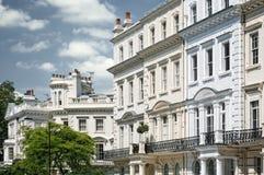 De Heuvel van Notting, Londen. Stock Fotografie