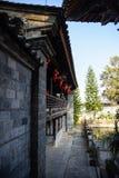 De Heuvelhuizen van de Jianshuiopdracht Stock Foto