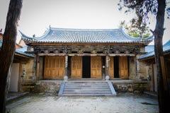 De Heuvelhuizen van de Jianshuiopdracht Royalty-vrije Stock Foto's