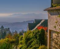 De heuvels van Berkeley, Californië royalty-vrije stock foto