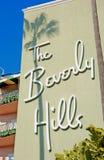 De heuvels van Beverly Royalty-vrije Stock Foto
